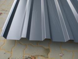 Stahlblechplatten Restposten Trapezprofil 2,50m Profil 35/207